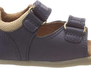 Step Up Driftwood Sandal Navy - n 19 - Bobux