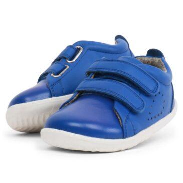 Step Up Grass Court Shoe Sapphire - n 18 - Bobux