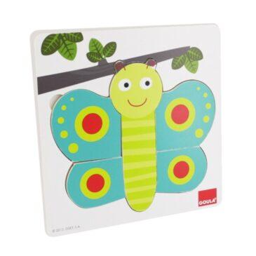Puzzle Farfalla - Goula