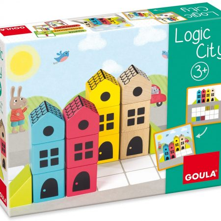 Logic city - Goula