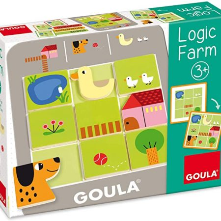 Logic Farm - Goula