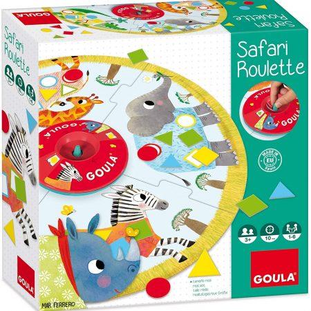 Safari roulette - Goula