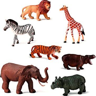 Animali della Savana - Miniland
