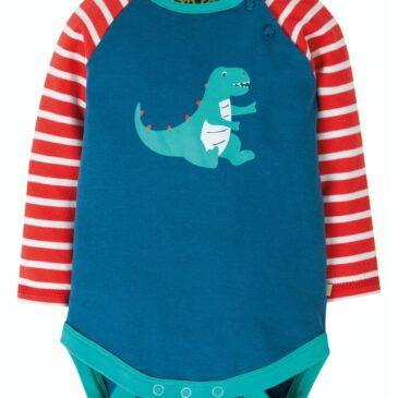 Body Dino 12-18 mesi - Frugi