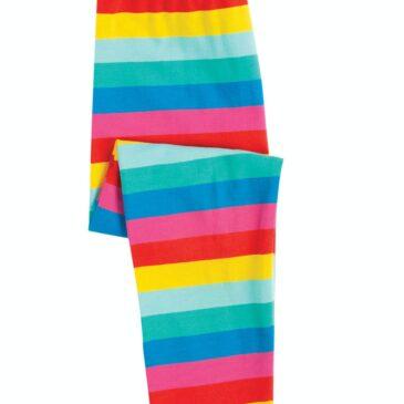 Leggins multicolore 0-3 mesi - Frugi