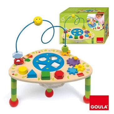 Tavolo attività - Goula