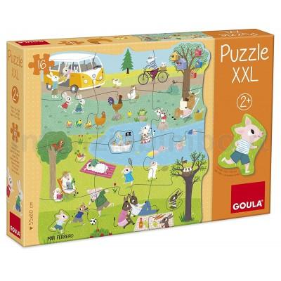 Puzzle XXL Fattoria - Goula