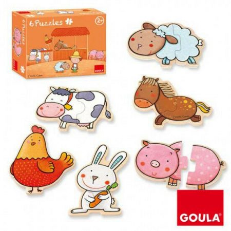 6 Puzzles - Goula