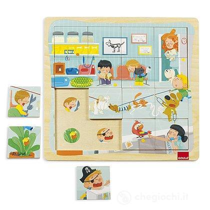 Puzzle clinica veterinaria - Goula