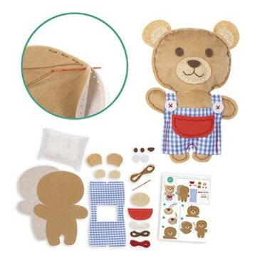 Orso Ted da cucire - Goula