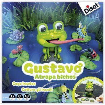 Gustavo mangia insetti - Goula