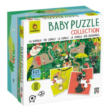 Baby Puzzle Giungla