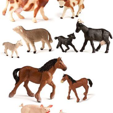 Animali fattoria - Miniland