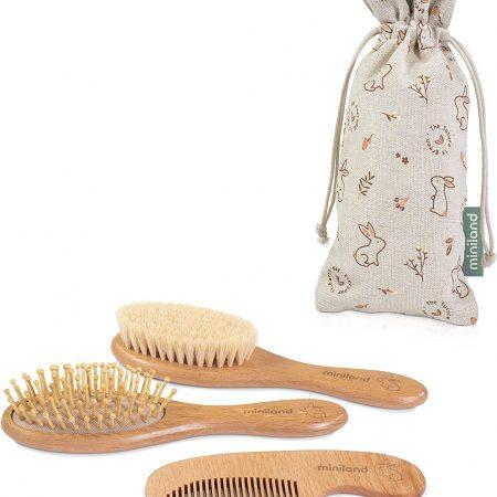Set capelli naturale - Miniland