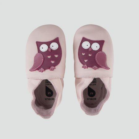 Babbucce taglia 24-25 2XL Blossom owl - Bobux