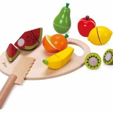 Frutta da tagliare con tagliere - Classic world