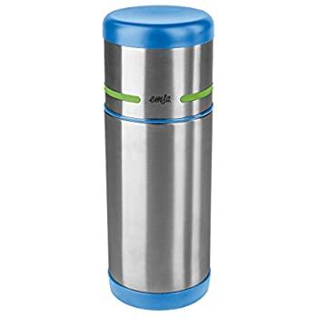 Mobility Bottiglia termica azzurro - Emsa