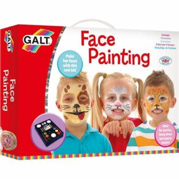 Face painting - Galt