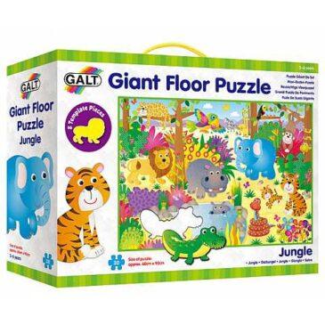 Floor puzzle gigante Giungla - Galt