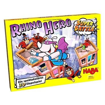 Rhino Hero - Haba