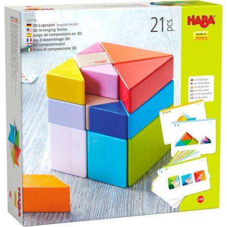Costruzioni in 3D - Haba