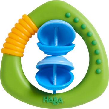 Anelli sonori verde - Haba