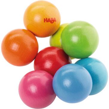 Arcobaleno di palline - Haba