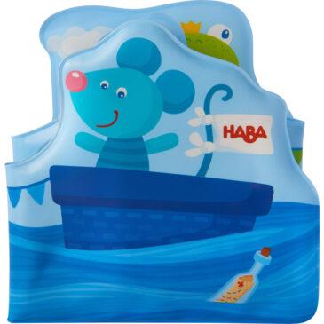 Libro da bagnetto animali marini - Haba