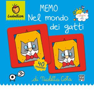 Memo nel mondo dei gatti - Ludattica