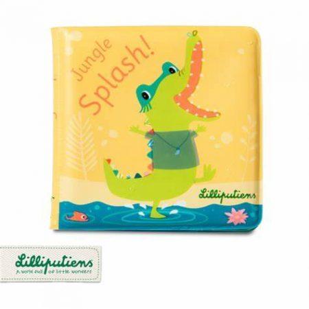 Anatole splash - Libro magico per bagnetto - Lilliputiens