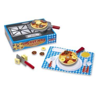 Pancake set - Melissa and Doug
