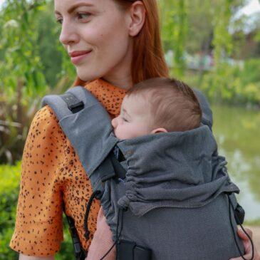 Neko Switch Baby size Bold - Marsupio ergonomico regolabile