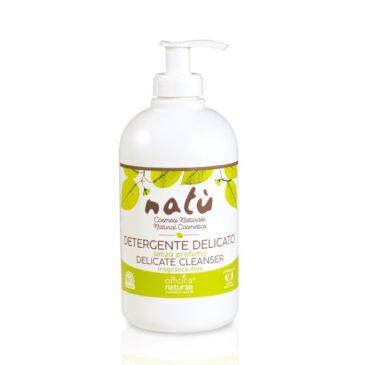 Natù - Detergente delicato senza profumo 500ml - Officina Naturae