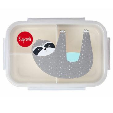 Portapappa/bento bradipo - 3sprouts