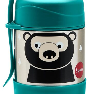Thermos pappa orso polare - 3 sprouts