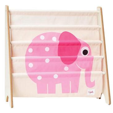 Libreria frontale Montessoriana Elefante - 3 Sprouts
