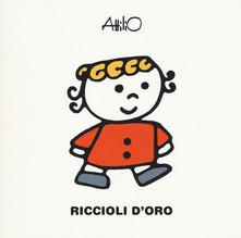 Attilio - Riccioli d'oro - Lapis
