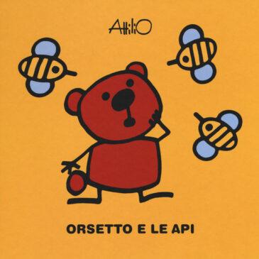 Attilio - Orsetto e le api - Lapis