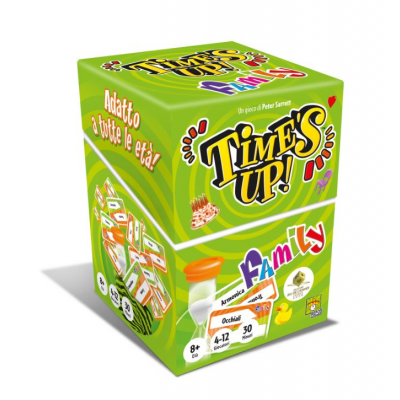 Times up family - Asmodee