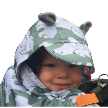 Copertura per Babywearing ORSI- Bundle Bean