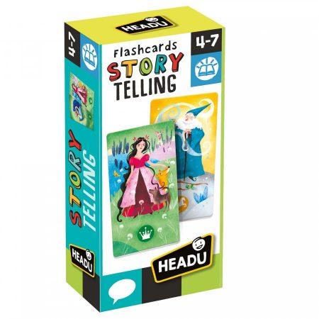 Flashcards Story Telling - Headu