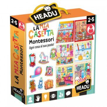 La mia casetta Montessori - Headu