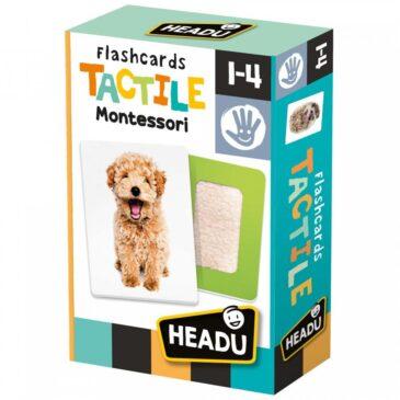 FlashcardsTactile Montessori - Headu