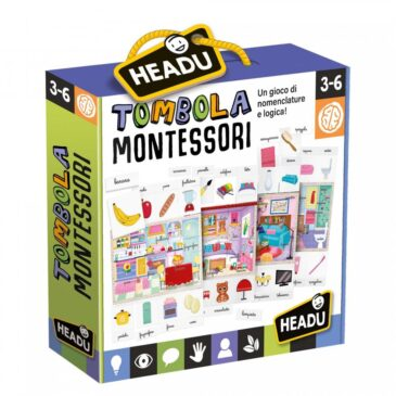 Tombola montessori - Headu