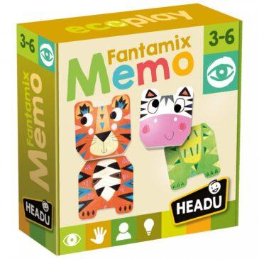 Fantamix Memo - Headu