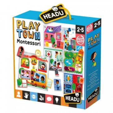 Play Town Montessori - Headu