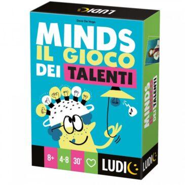 Minds - il gioco dei talenti - Ludic