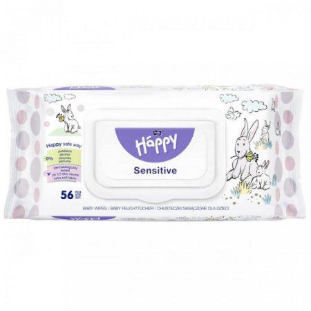 Salviette classic sensitive 56 pz - Bella Happy