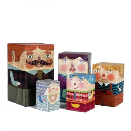 Box family - Londji