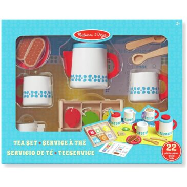 Tea set - Melissa and Doug
